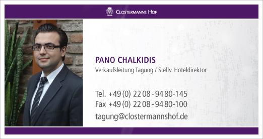 Pano Chalkidis