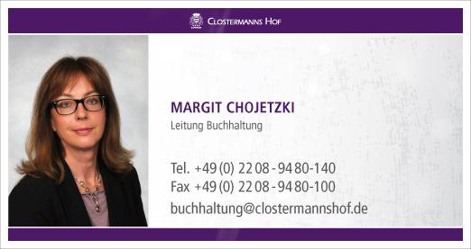 Margit Chojetzki