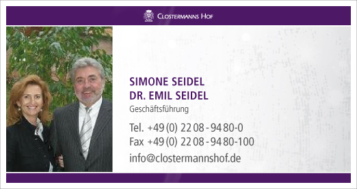 Simone und Dr. Emil Seidel